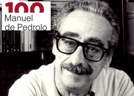 Aquest any 2018 es commemora l'any Pedrolo