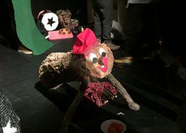 Am 7. Dezember veranstaltet eine Weihnachtsfeier mit Aktivitäten für Groß und Klein.
